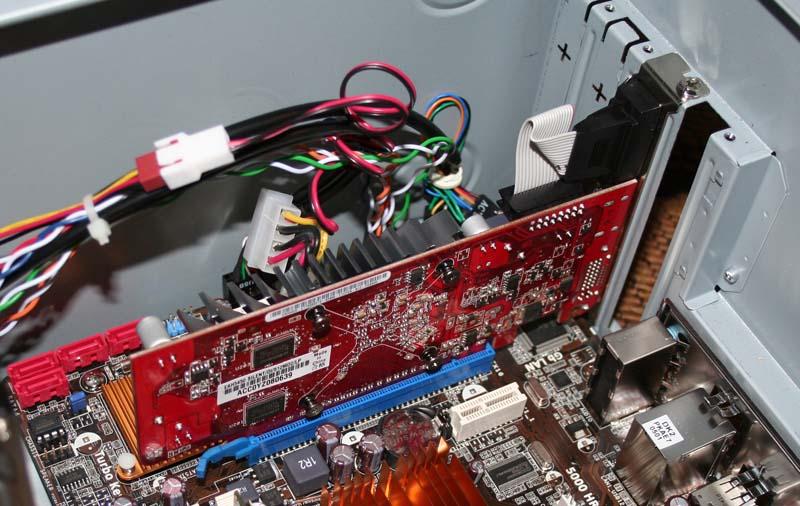 Un nouveau PC pour l'atelier 26vga310
