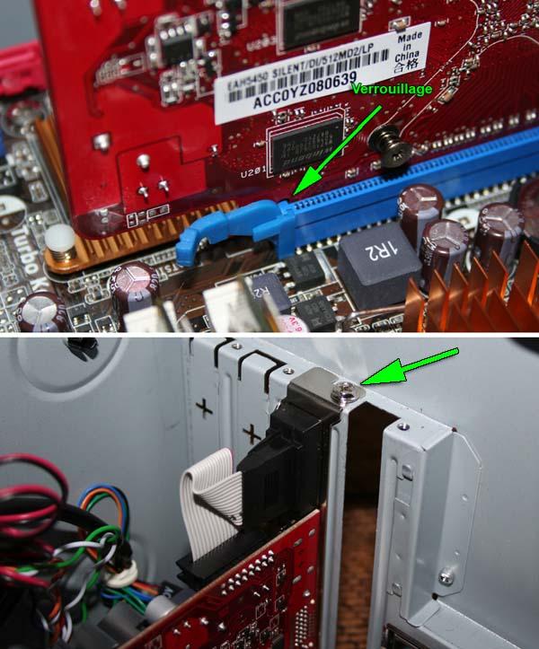 Un nouveau PC pour l'atelier 27vga410