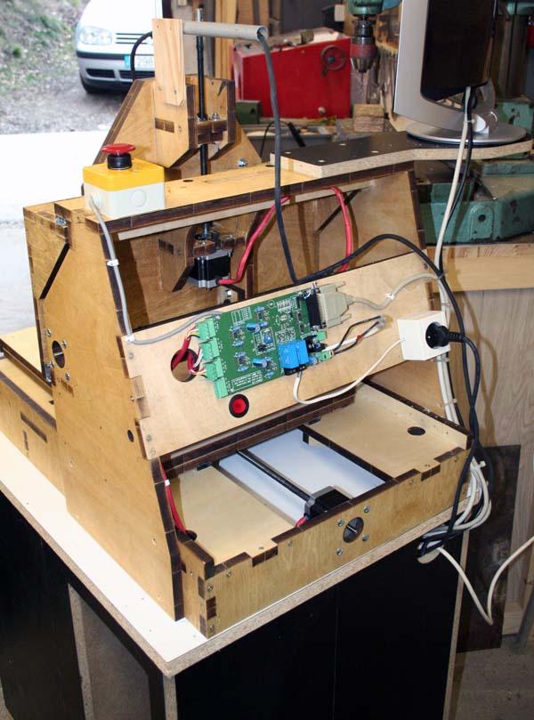 Mini Fraiseuse CNc en Kit 3011