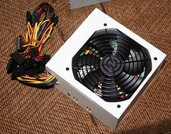 Un nouveau PC pour l'atelier 30alim10