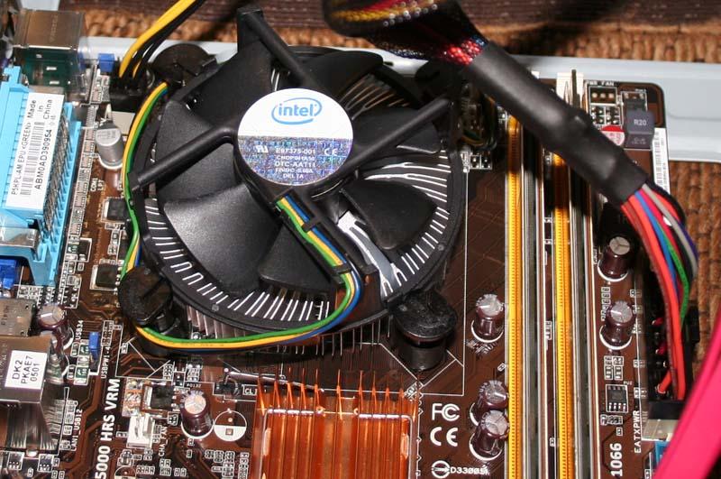 Un nouveau PC pour l'atelier 33alim10