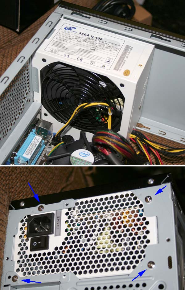 Un nouveau PC pour l'atelier 34fixa10