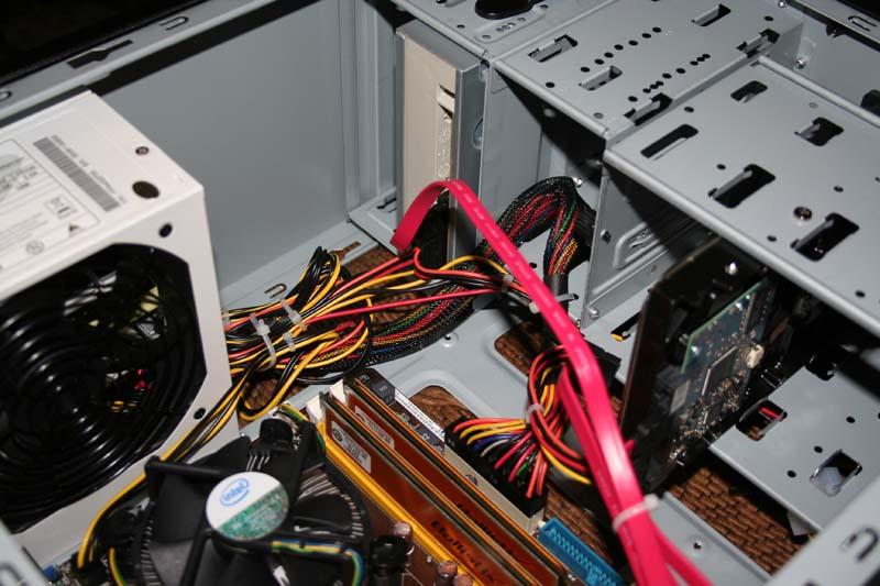 Un nouveau PC pour l'atelier 3611