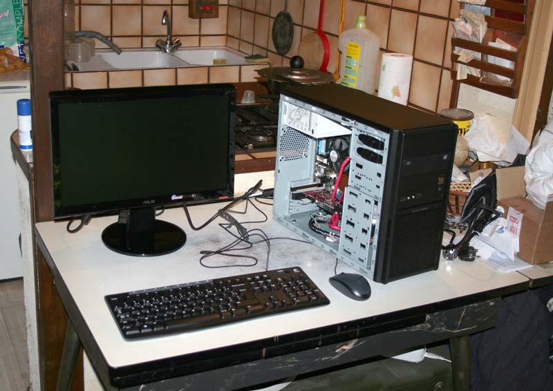 Un nouveau PC pour l'atelier 39finm10