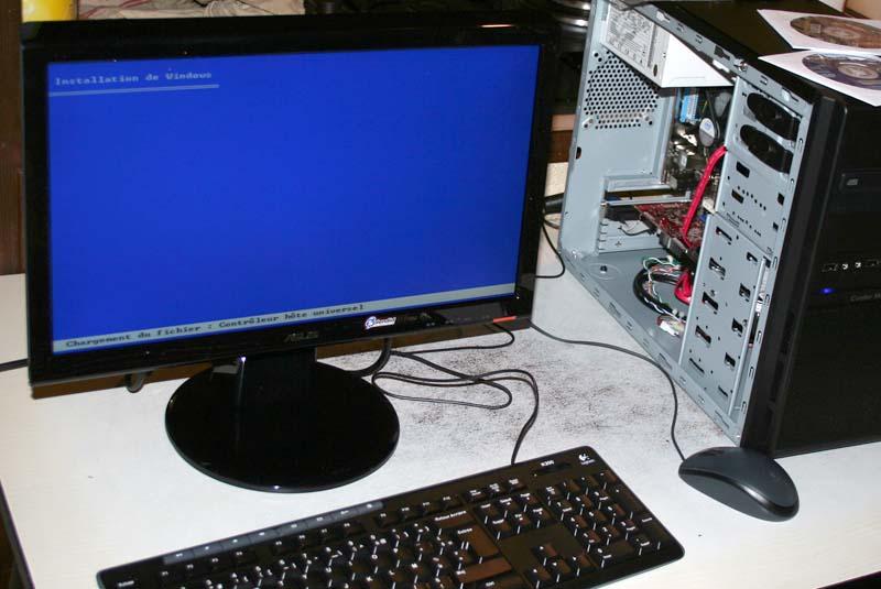 Un nouveau PC pour l'atelier 43wini10