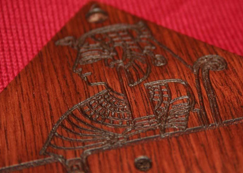 Petites plaques gravées Egy0410
