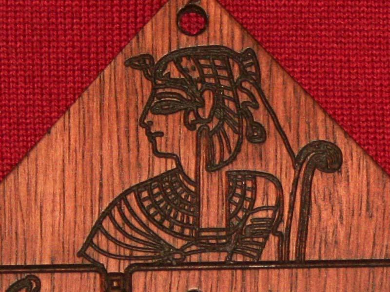 Petites plaques gravées Egy610