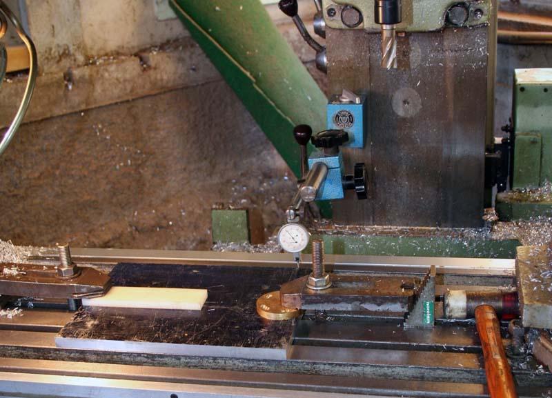 Mini Fraiseuse CNc en Kit Img_3612