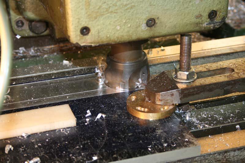 Mini Fraiseuse CNc en Kit Img_3613