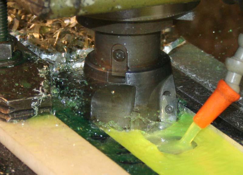 Mini Fraiseuse CNc en Kit Img_3614