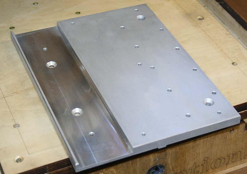 Mini Fraiseuse CNc en Kit Img_3618
