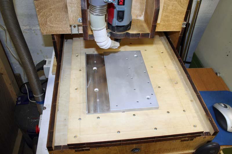 Mini Fraiseuse CNc en Kit Img_3620