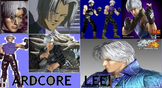Do you like Virtua Fighter series? Lee_si10