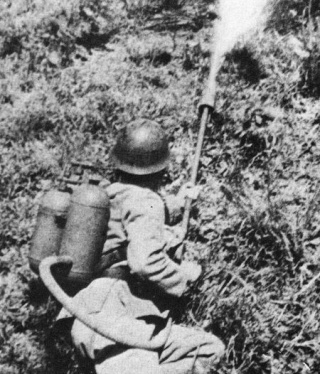 JAPANESE FLAME THROWER TYPE 93 ou type 100 (MODIFIED) Type_910