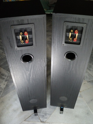 Revolver Purdey Speakers Used Sold