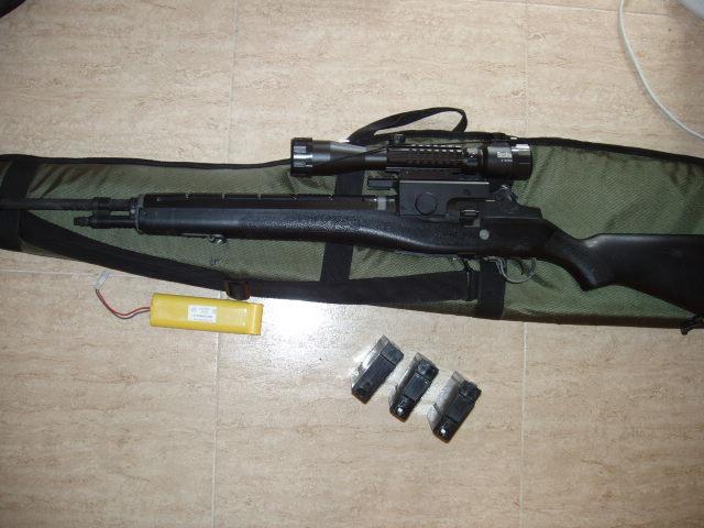 VENDO M-14 G&G ARMAMENT Y COMPLEMENTOS P1010031