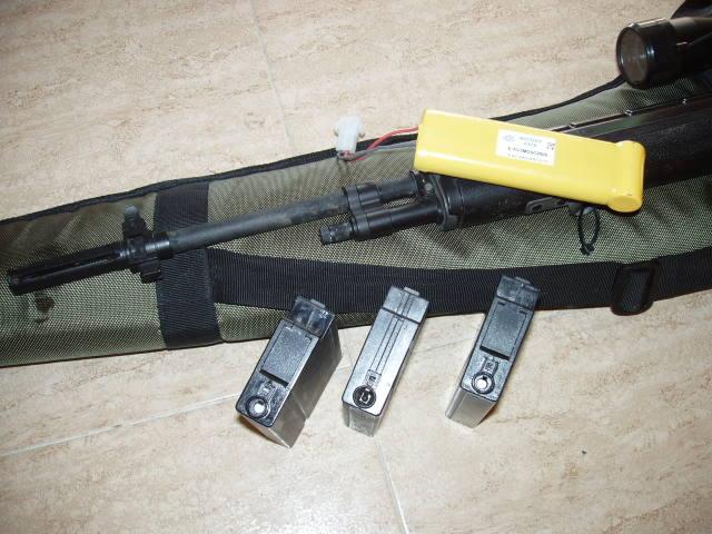 VENDO M-14 G&G ARMAMENT Y COMPLEMENTOS P1010032