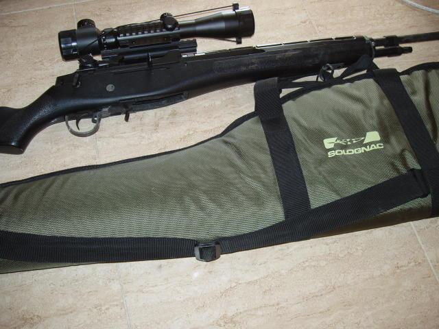 VENDO M-14 G&G ARMAMENT Y COMPLEMENTOS P1010034