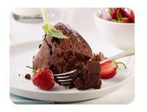 Gâteau aux pommes de terre et gâteau au chocolat Gateau10