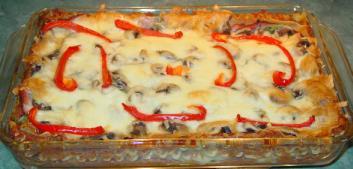 Lasagne au jambon d'Angélina Lasagn10