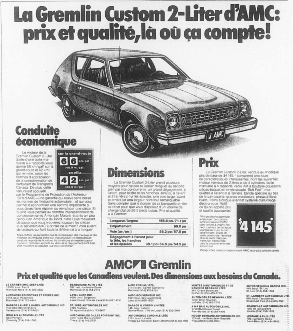 Vieilles publicités AMC au Québec - Page 2 1978_010