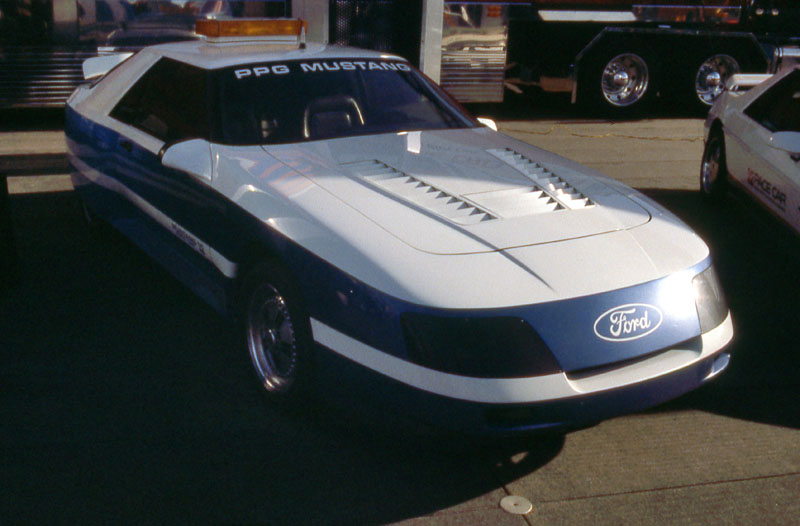 1986 PPG Mustang Pace Car 1984_f10