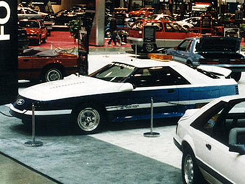 1986 PPG Mustang Pace Car 1984_f11