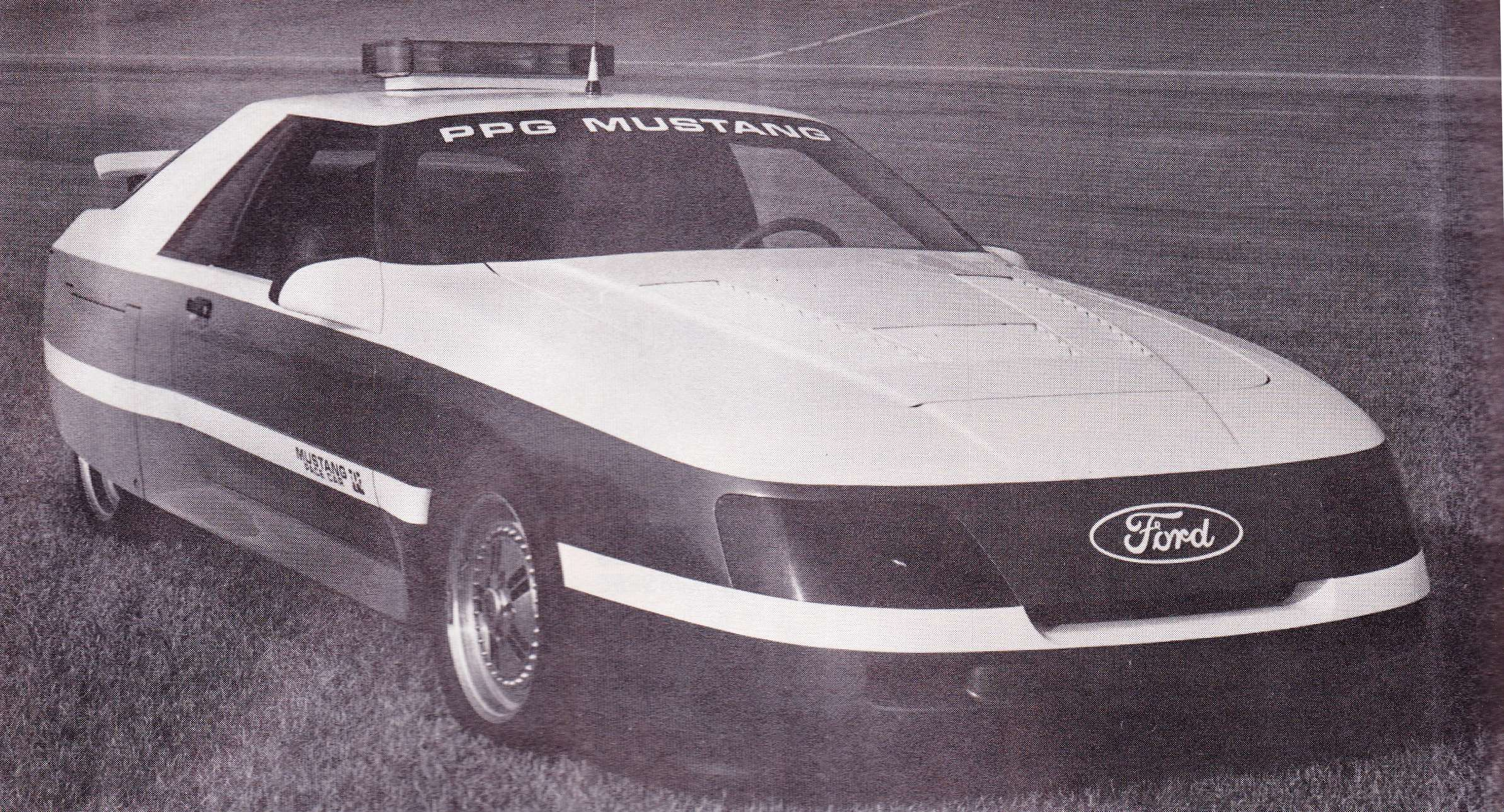1986 PPG Mustang Pace Car 1986_m11
