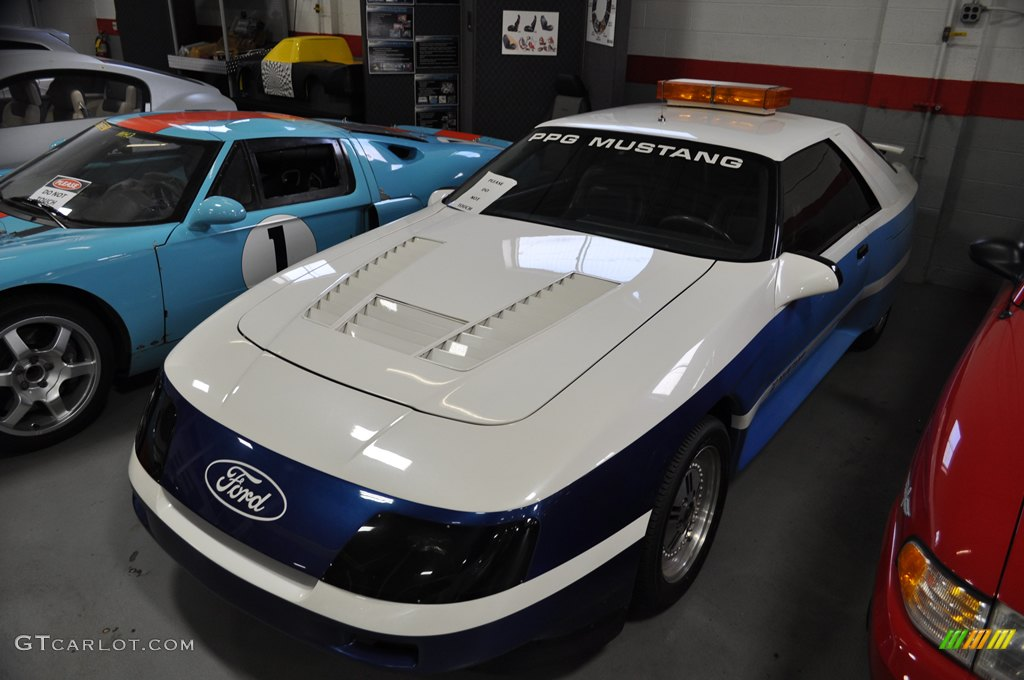 1986 PPG Mustang Pace Car 1986_p10