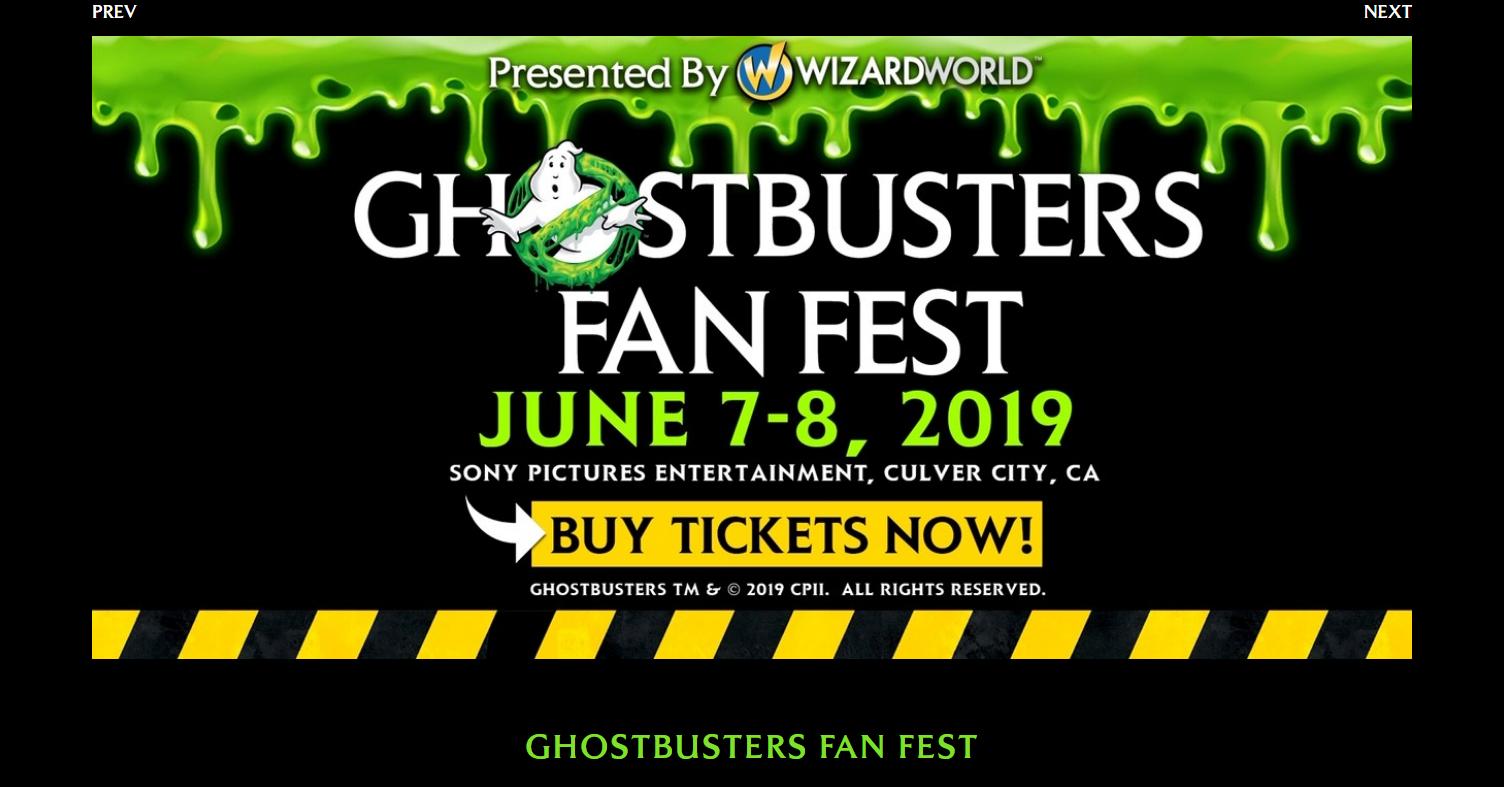 35 ième anniversaires Ghostbusters Fan Fest 7 et 8 juin 2019 en Californie Opera_10