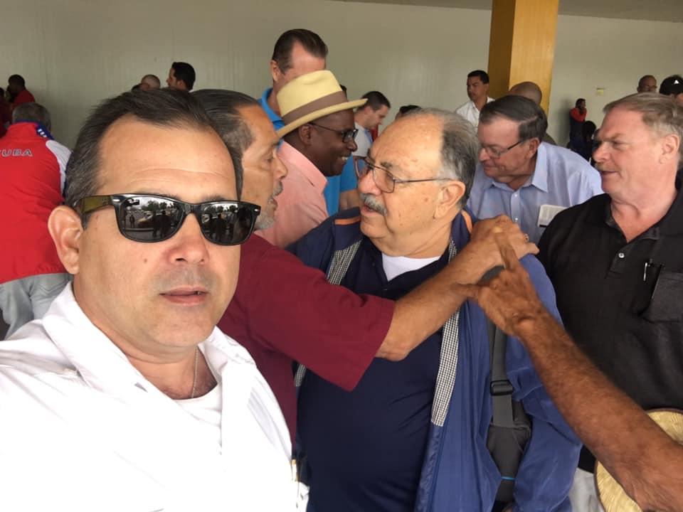 Visita del MRGM de la Florida John E. Karroum a la Gran Logia de Cuba 005fc110