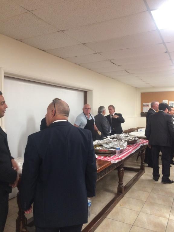 Visita del MRGM de la GL de Cuba Ernesto Zamora Fernandez a la Logia Luz de America No. 255 0f103710