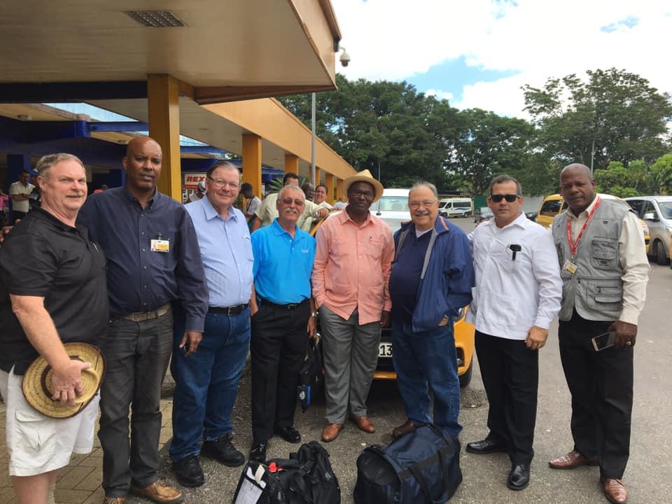 Visita del MRGM de la Florida John E. Karroum a la Gran Logia de Cuba 13660210