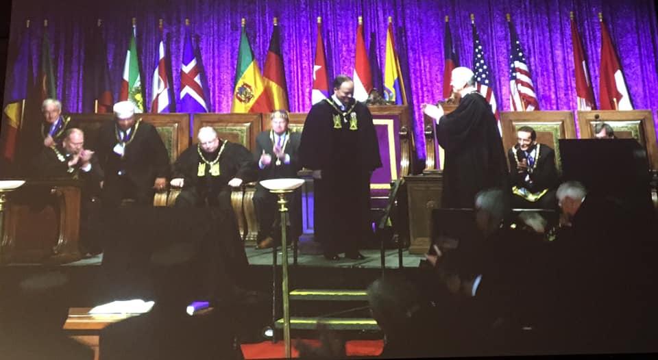 218 Reunión Bianual del Supremo Consejo del Grado 33, Jurisdicción Sur de los EE. UU. 2a798210
