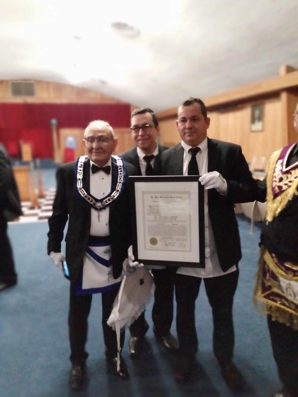 Recibe Carta Patente la Logia Fraternidad No. 414 31ecbc10