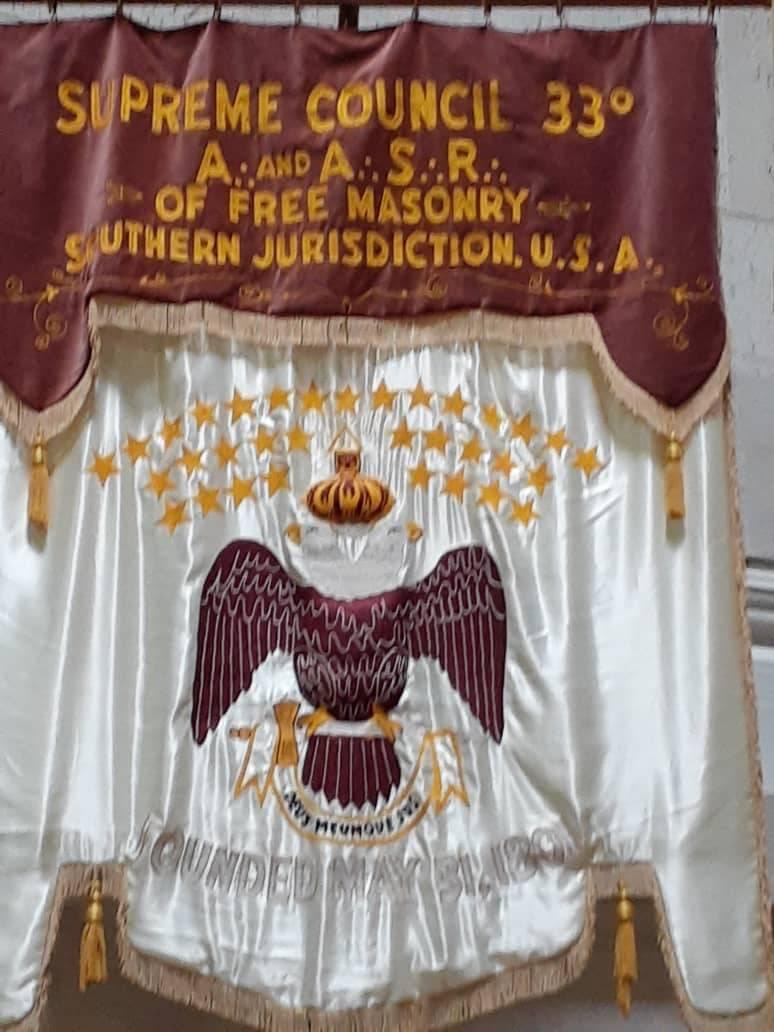 218 Reunión Bianual del Supremo Consejo del Grado 33, Jurisdicción Sur de los EE. UU. 37df3110