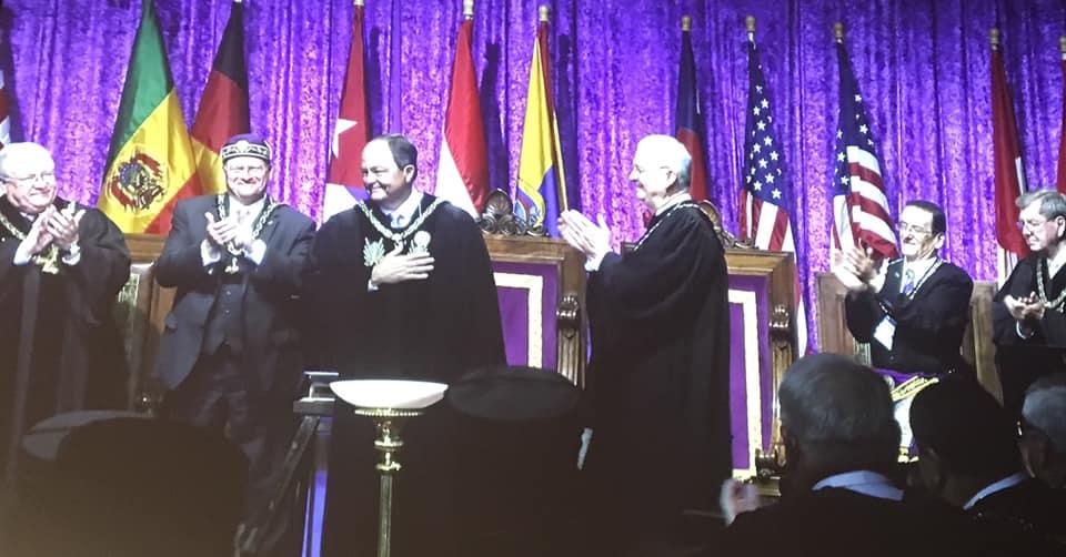 218 Reunión Bianual del Supremo Consejo del Grado 33, Jurisdicción Sur de los EE. UU. 38505410