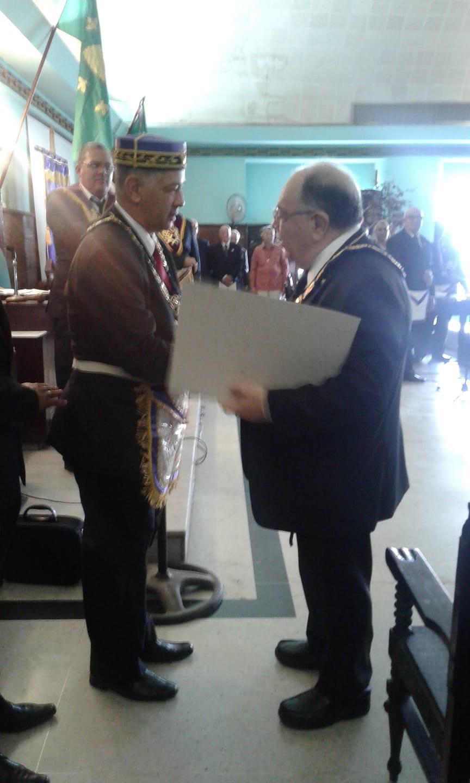 Visita del MRGM de la Florida John E. Karroum a la Gran Logia de Cuba 3fbe5f10