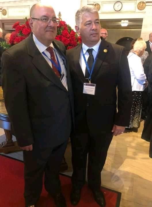 218 Reunión Bianual del Supremo Consejo del Grado 33, Jurisdicción Sur de los EE. UU. 581b0510