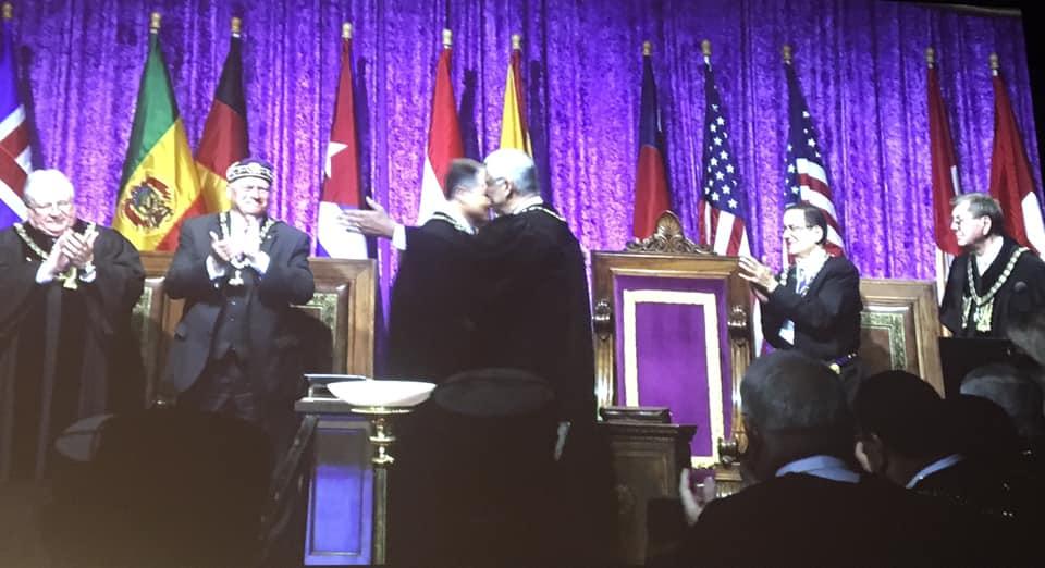 218 Reunión Bianual del Supremo Consejo del Grado 33, Jurisdicción Sur de los EE. UU. 6505ee10
