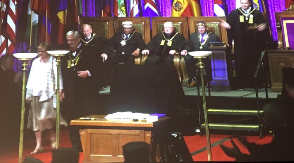 218 Reunión Bianual del Supremo Consejo del Grado 33, Jurisdicción Sur de los EE. UU. 6f9ce410