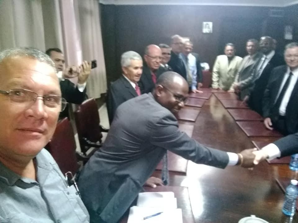Visita del MRGM de la Florida John E. Karroum a la Gran Logia de Cuba 75d8a710