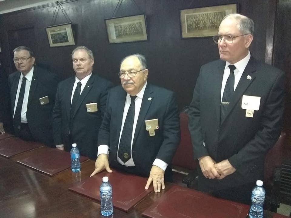Visita del MRGM de la Florida John E. Karroum a la Gran Logia de Cuba 7fa02510