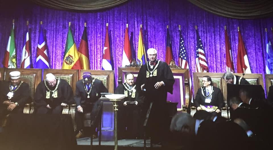 218 Reunión Bianual del Supremo Consejo del Grado 33, Jurisdicción Sur de los EE. UU. 8091f010