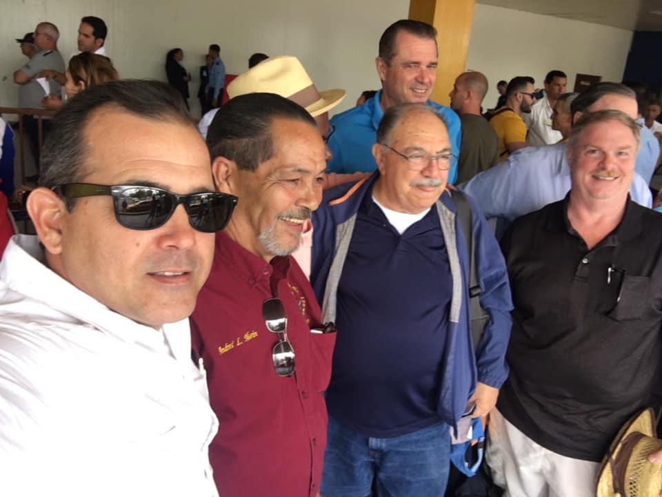 Visita del MRGM de la Florida John E. Karroum a la Gran Logia de Cuba 8812d710