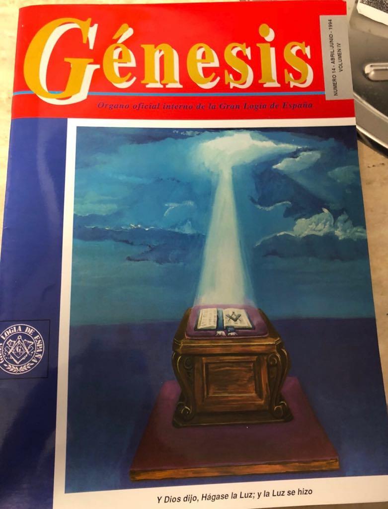 Revista Génesis  8a335110