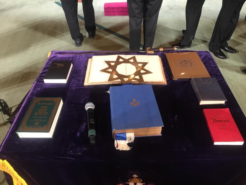 218 Reunión Bianual del Supremo Consejo del Grado 33, Jurisdicción Sur de los EE. UU. 8cce4e10