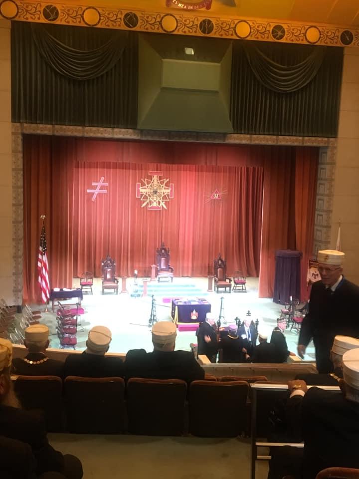 218 Reunión Bianual del Supremo Consejo del Grado 33, Jurisdicción Sur de los EE. UU. 8d86cb10