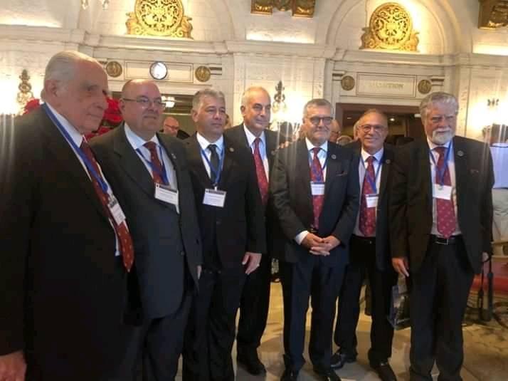 218 Reunión Bianual del Supremo Consejo del Grado 33, Jurisdicción Sur de los EE. UU. 91b4e410