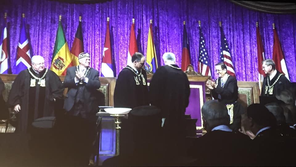 218 Reunión Bianual del Supremo Consejo del Grado 33, Jurisdicción Sur de los EE. UU. 923a2610